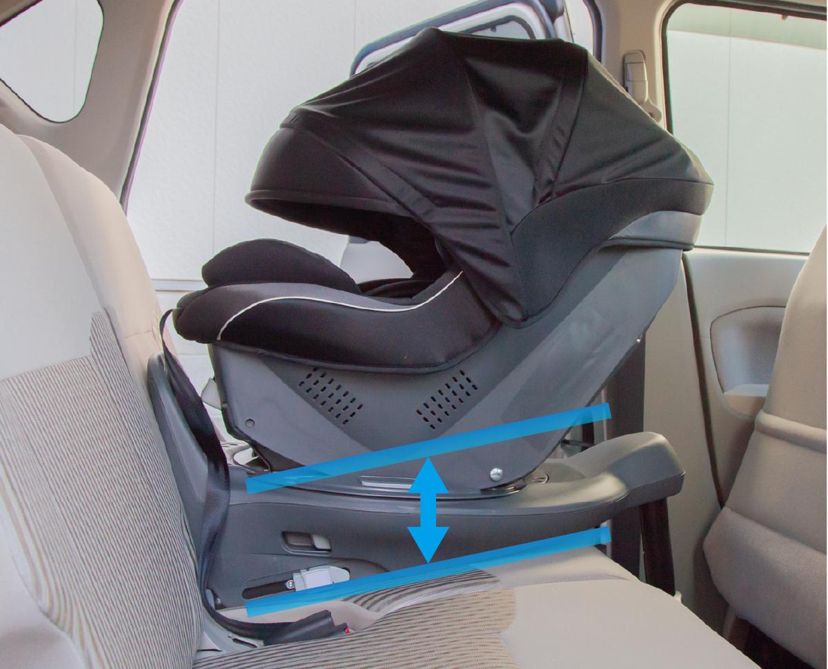 低座面・低重心設計