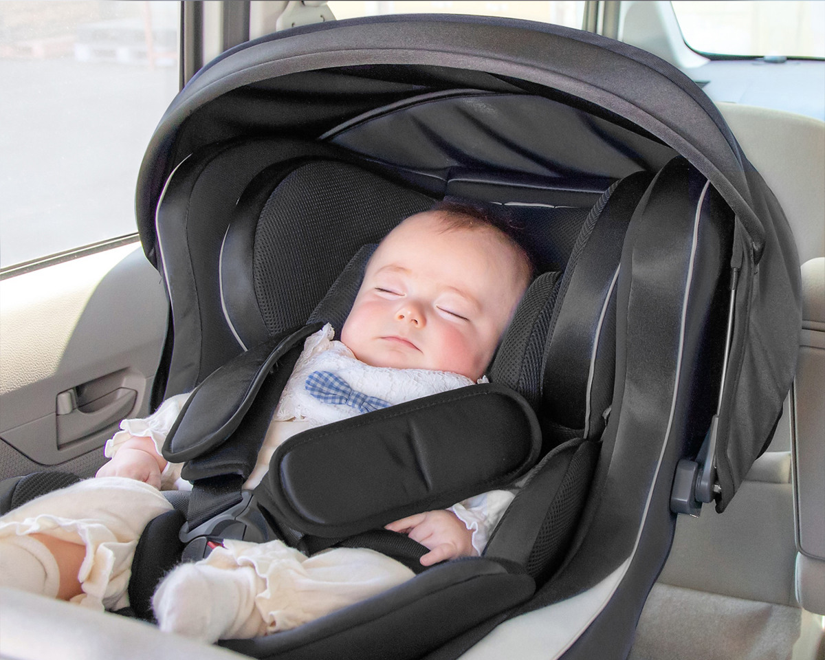 赤ちゃんのラク〜な姿勢